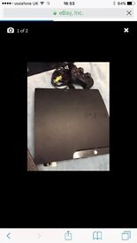 PLAY STATION 3 IN GREAT CONDITION WITH 5 GAMES