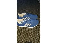new men adidas trainers size 10.5 £25