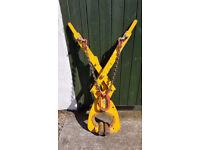 Kerb / Paving Slab (Machine or Manual) Scissor Lifter