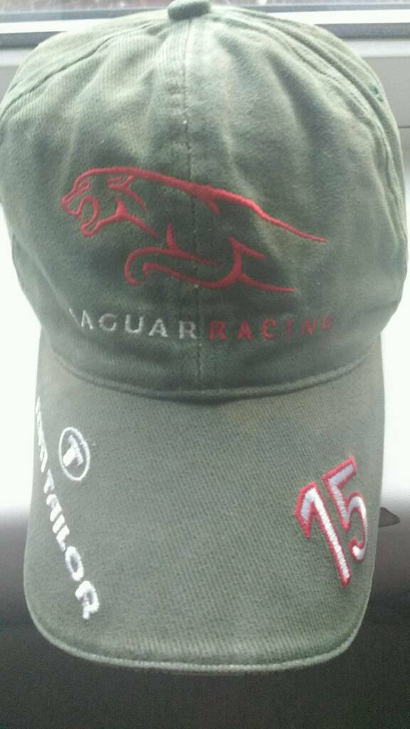 87ca735f9ed Jaguar Racing baseball cap hat