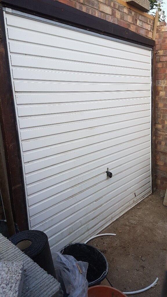 Horrman Up And Over Garage Door In South Wootton Norfolk Gumtree