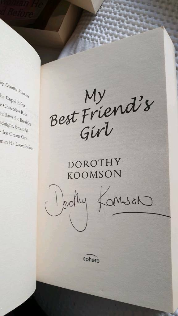 the woman he loved before koomson dorothy