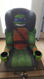 Turtles Highback Booster Seat (2 available)