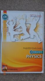 Higher Physics CfE Bright Red study Guide