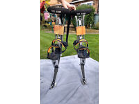 Pro-jump jumping stilts/Powerbocking – Adults (70-90 kg) - Very Good condition