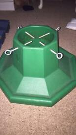 Plastic Christmas tree stand