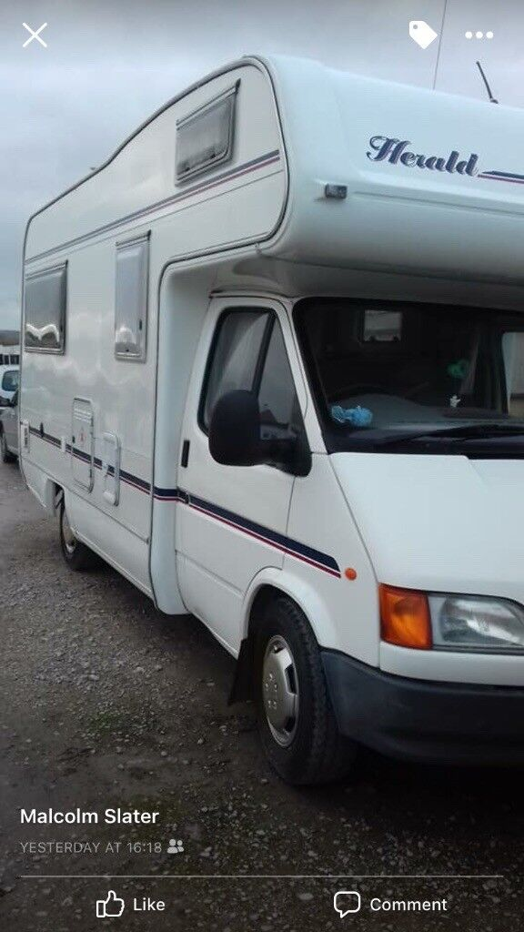 1998 Ford herald motor home