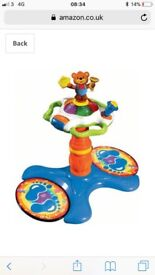 vtech sit to stands dancing tower