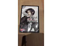 Black Butler Book Volume IV Manga in German