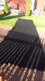 VW T5/T6 black lining carpet