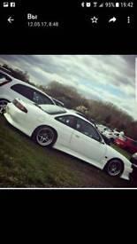 Sport Whels 5x114 17 inch rear 10j front 8.5j 22ET