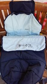 Baby Buggy Cosy and Board, Jane Slalom Pro