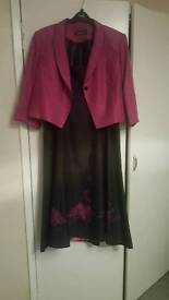 Jacque vert size 20 dress and jacket