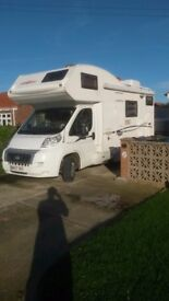 Fiat Ducato 23JTD130 Manual Carioca 656 Motorhome It Is Able To