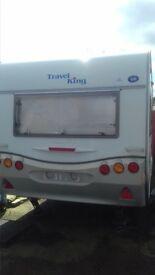 tec 5 berth caravan