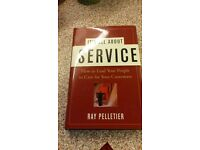 Its all About Service Book