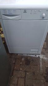 Indesit condenser sensor drying 7KG free delivery