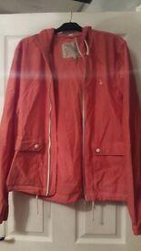 Mens jack wills jacket size large