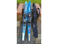 For Sale two O'Brien mono skis, all in good condition and great for someone just starting to learn
