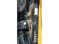 womens Gap jeans size 30/30