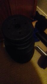 weights !!!!! REDUCED PRICE !!!