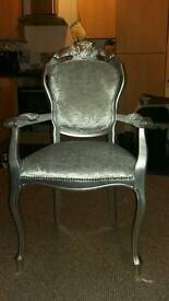Louis queen Anne chair