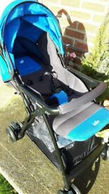 Joie Aire Lite Pushchair in excellent condition only used twice