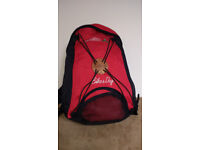"""Vaude 'Bike & Day"""" Backpack - approx 20l capacity, mesh back; high quality, used once."""