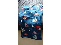 Angry Birds childrens curtains