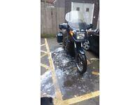 Bmw k100LT Motorcycle