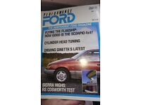 Performance Ford Magazine - 15 issues
