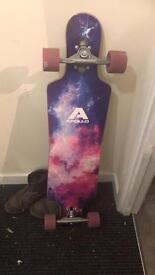 Apollo long board for SALE OR SWAP FOR BMX