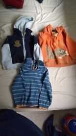 Baby boy clothes 12-18 months (20 items)