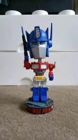 G1 Neca Transformers Optimus Prime Headknocker