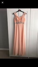 Long prom/bridesmaid dress