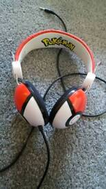 Pokemon Headset