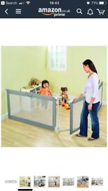 Brand new summer infant extra wide custom fit gate