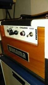 Panama Conqueror 5 watt handwired amp.