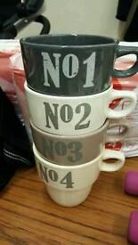Next Stackable Mugs