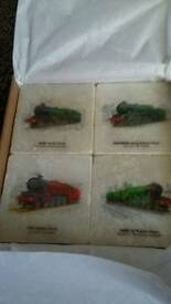Train Coasters