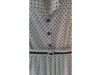 Vintage style Dress size 12-14