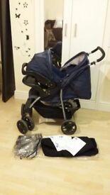 Mothercare Pushchair/Car seat