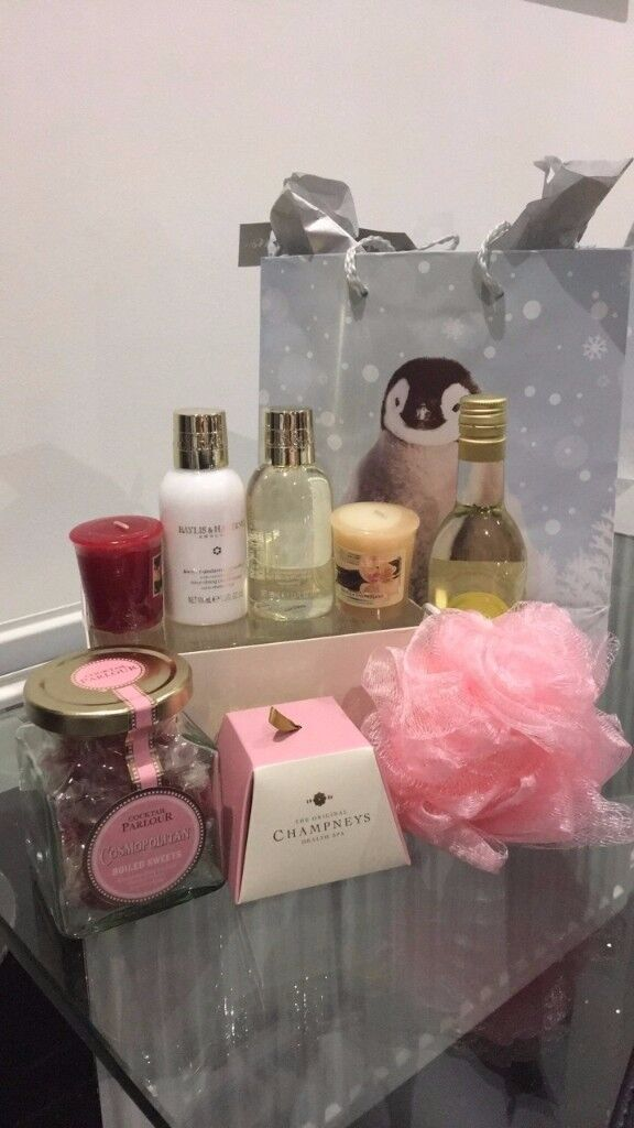 Pamper Gift Set Perfect For Christmas