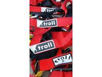 Climbing gear for sale - job lot