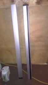 Nissan nivara roof rack (new)
