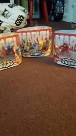 Superhero squad toys
