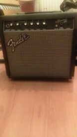 Fender Frontman 15g Electric Guitar Amp