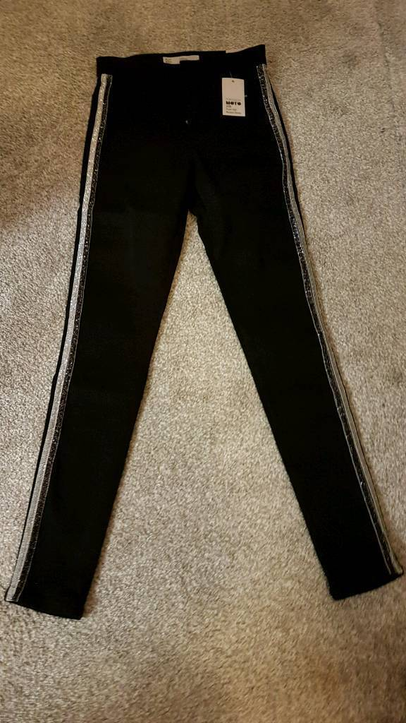 5b28b16d6 Brand new topshop skinny jeans with tahs size 10