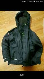 Mens jacket superdry xxl