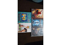 4 dvd movies and tv show region 4